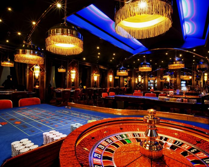 Listed below are Ways To higher Casino